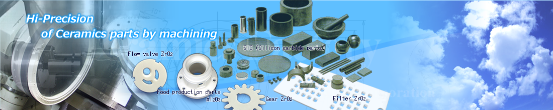 ceramic processing - machining